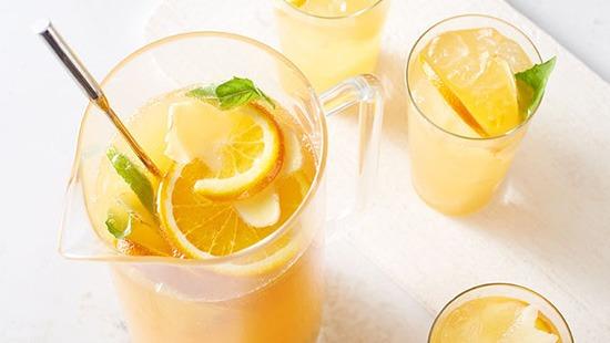 نوشیدنی پاییزی
