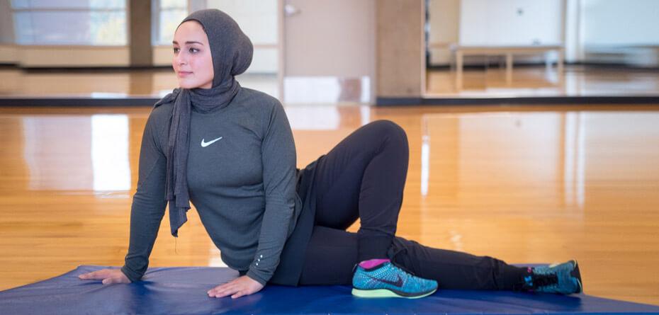فواید ورزش کردن برای پوست