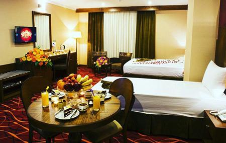 اتاق هتل,انواع اتاقهای هتل ها,نماد انواع اتاقهای هتل