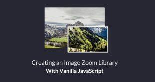 آموزش جاوا اسکریپت | افکت ذرهبین و ساخت گالری عکس