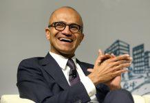 با افزایش سهام مایکروسافت دستمزد ساتیا نادلا ۶۶ درصد افزایش یافت