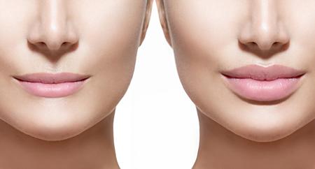 آموزش های راحت برای برجسته کردن لب ها, برجسته کردن لب ها, لب های زیبا