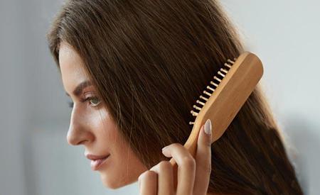 برس مو,برس مناسب مو,برس زدن موها