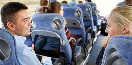 سفر با اتوبوس,نکات سفر با اتوبوس,مزایای سفر با اتوبوس