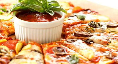 درست کردن خمیر پیتزا ایتالیایی, طرز تهیه پیتزا ایتالیایی