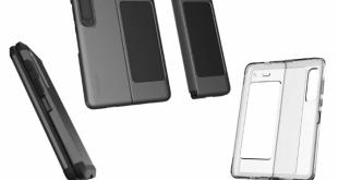 قاب محافظ گوشیهای تاشو به چه شکلی خواهند بود؟