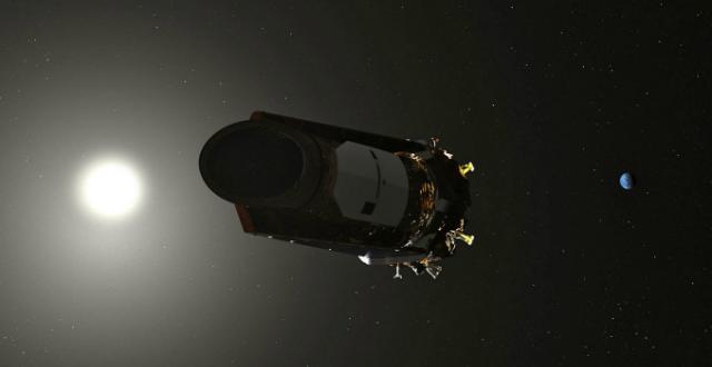 ماهواره کپلر آخرین تصاویر سفر ده ساله خود را به زمین فرستاد