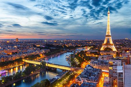 جاهای دیدنی پاریس,مکانهای تفریحی پاریس,دیدنی های شهر پاریس
