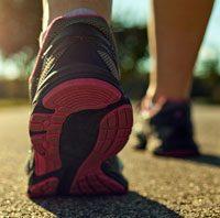 چه مقدار کالری با پیادهروی می سوزد؟