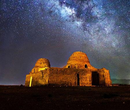 کاخ سروستان,کاخ سروستان فارس,کاخ ساسانی سروستان