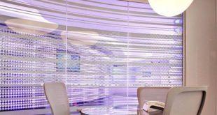 طراحیهای خلاقانه دکوراسیون داخلی شرکت های معروف جهان