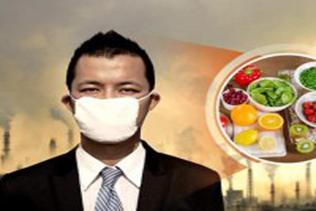 بهترین مواد غذایی برای زمانی که هوا آلوده است
