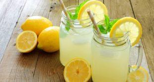 طرز تهیه شربت لیموناد خانگی در چند مرحله ساده و با ترفندی جدید